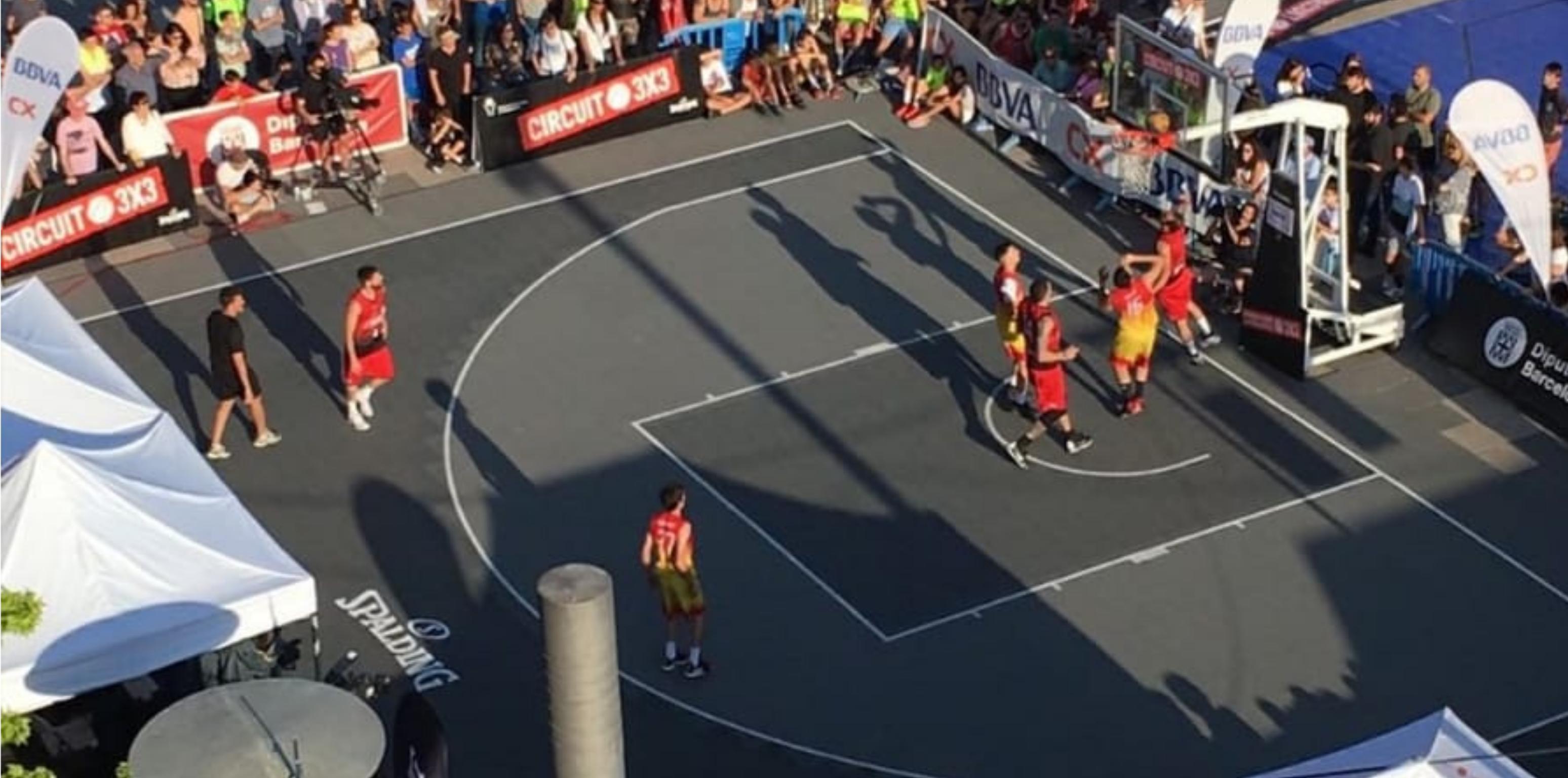 Gran èxit de la 30a edició del 3x3 de bàsquet a Cal Font, amb rècord de participants
