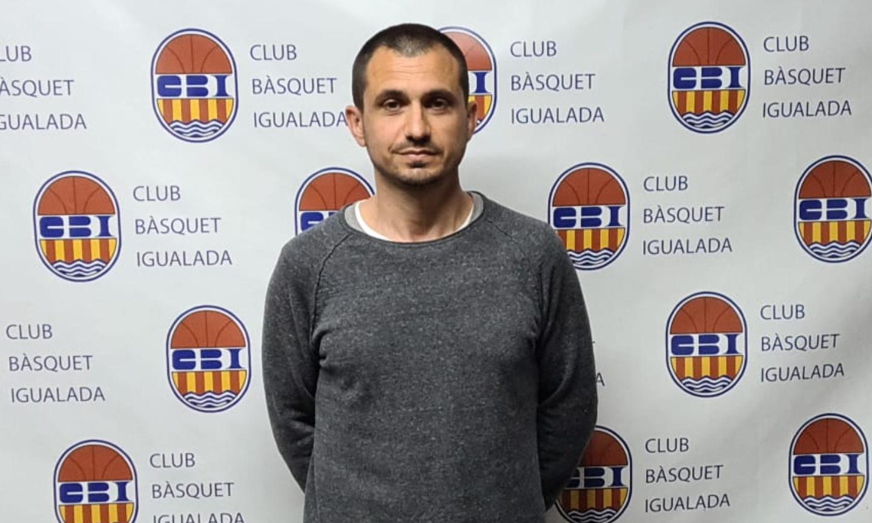 Aleix Duran, nou entrenador del Monbus CB Igualada