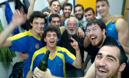 El Sènior Masculí B – Physic Igualada – ja és equip de 2ª Catalana!