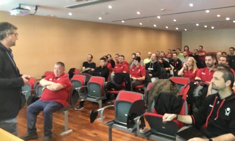 El Club participa a la Jornada del Comitè Tècnic de la Federació