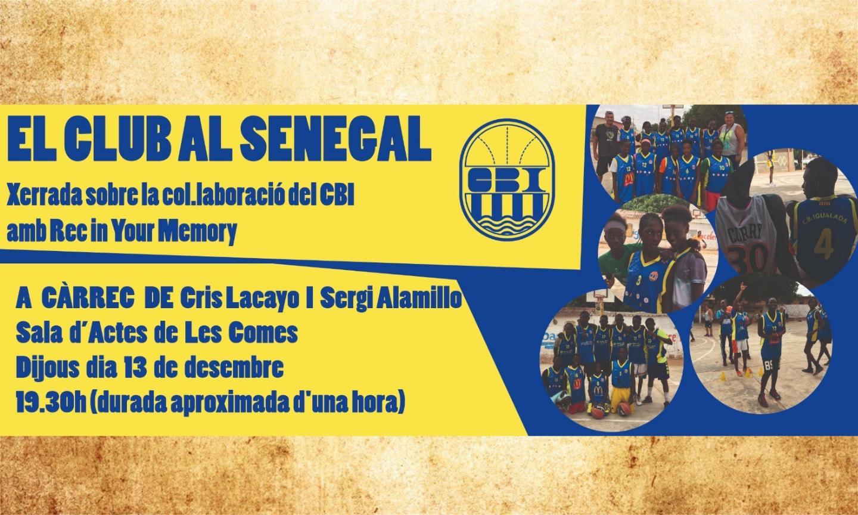 El CBI explica la seva experiència al Senegal