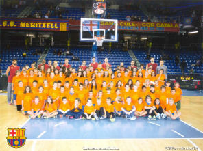 Fotos assistència partit ACB FCB-València Bàsket