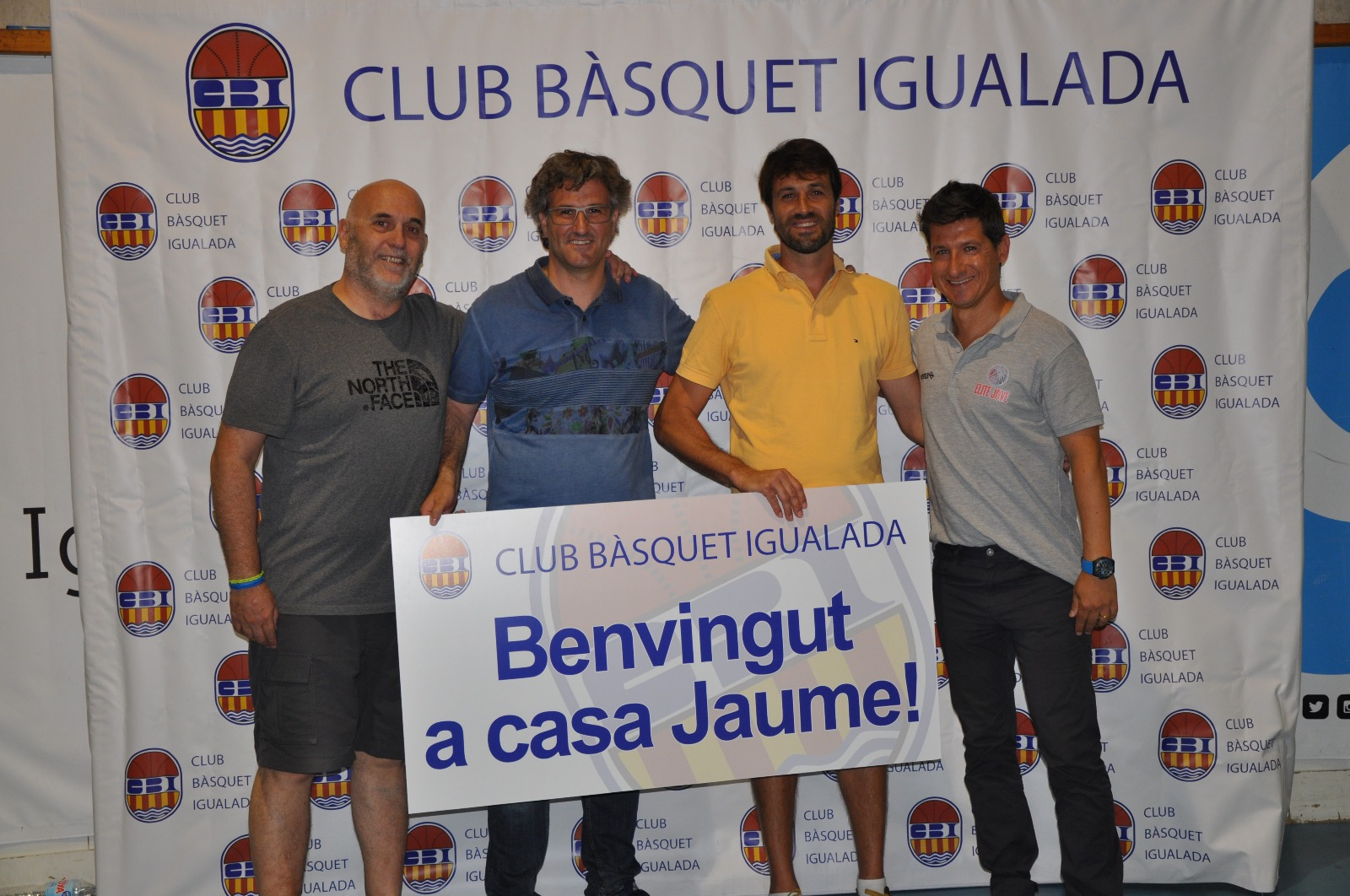 <p>Poques coses ens fan tanta il.lusi&oacute; com anunciar-vos la incorporaci&oacute; de Jaume Torres com a nou jugador del CBI!!! </p>