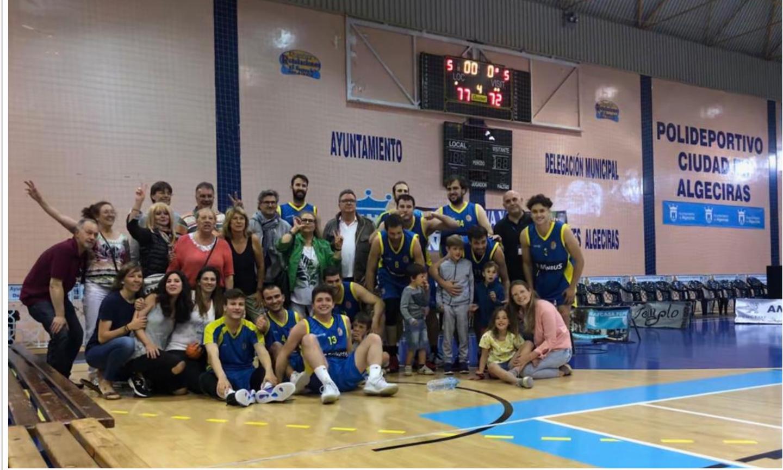 El Monbus CB Igualada aconsegueix la victòria que el manté viu per optar a l'ascens a LEB Plata