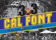 3x3 Cal Font