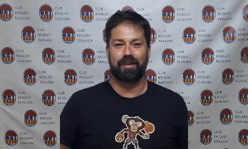 Òscar Navarro, nou entrenador del CBI