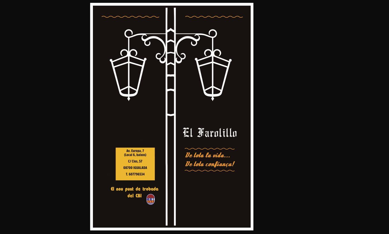 El Farolillo, punt de trobada del club