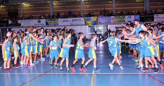 Lluït acte de presentació del Club Bàsquet Igualada