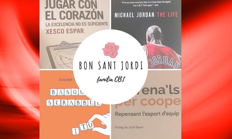 <p>❤Bon Sant Jordi! ❤<br> Moltes felicitats Jordis i Jordines!</p>