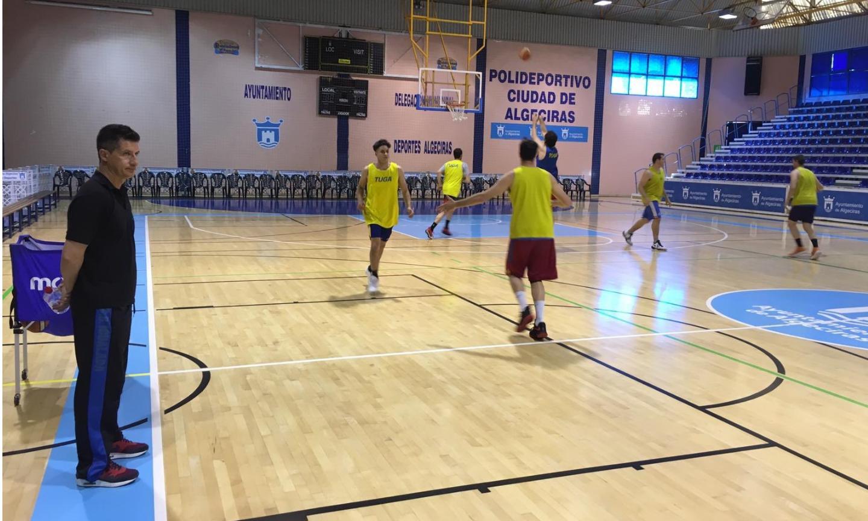 El Monbus CB Igualada disputa la fase final d'ascens a LEB Plata a Algeciras