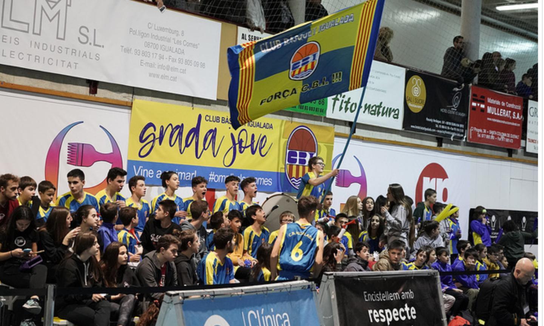 El Monbus CB Igualada, a dues victòries del play-off d'ascens!