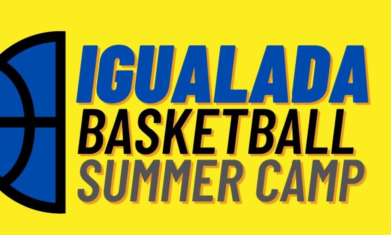 PRESENTEM EL CAMPUS:IGUALADA BASKETBALL SUMMER CAMP